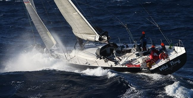 Rolex Sydney to Hobart – Wild Thing OUT