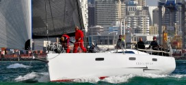 Clock main opponent for fleet racing to Fiji