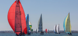 Cruising success at the Festival of Sails