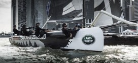 Extreme Sailing Series: Oman and Ashby