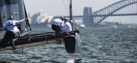 OTUSA: First days of training in Sydney
