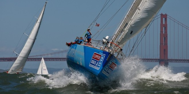 Sail on a Clipper Race Yacht!