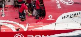 Volvo Ocean Race: Team Dongfeng Update 2