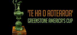 Want a Greenstone America's Cup Replica?