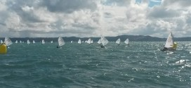 NZ Opti Nationals: Day 2