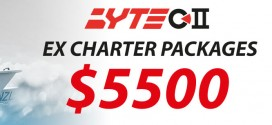 Ex Charter BYTE CII packages available.