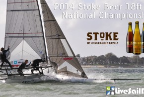 2014 Stoke Beer 18ft National Champs – This ANZAC weekend!