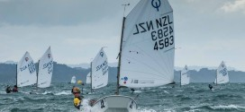NZ Opti Nationals: Day 3