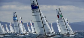 NZL Sailing Team Update: Early leaders in the 49er and RS:X