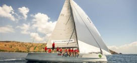 Rolex China Sea Race: First Arrivals