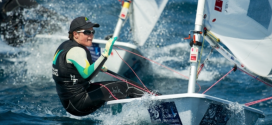 Eight Aussie Crews in Medal Race Positions