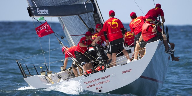 Geste about there in the Audi IRC Australian Championship