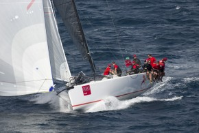 Audi IRC Australian Champs Day 1: Sailmaker's Delight