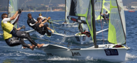 NZL Sailing Team Update: Our World Champions continue to lead the way
