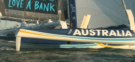 BOQ Team Australia finish first in the 2014 50th B2G Multi Race