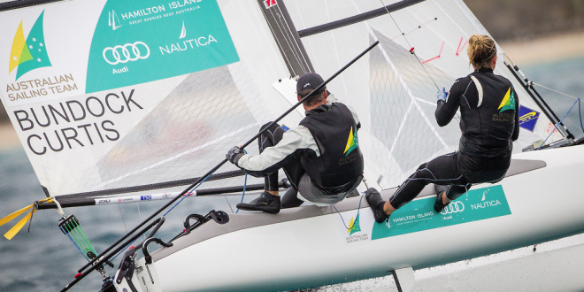 ISAF Sailing World Cup: Day 3 Mallorca