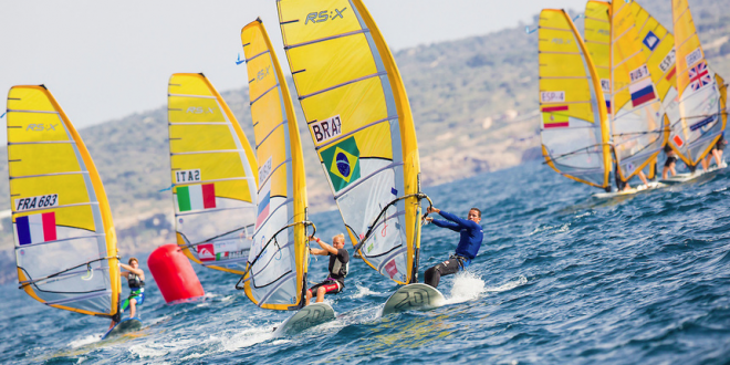ISAF Sailing World Cup: Day 1 Mallorca