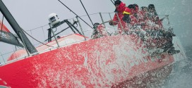 Volvo Ocean Race: Team Dongfeng about turn