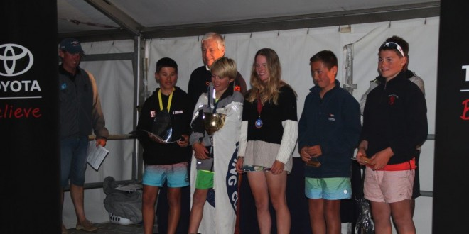 NZ Opti Nationals: The Wrap